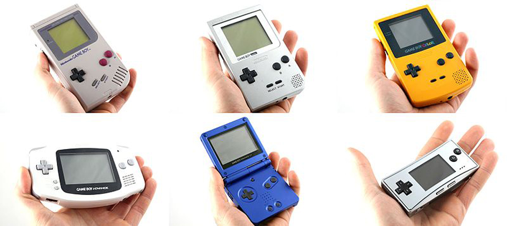 The Game Boy Line