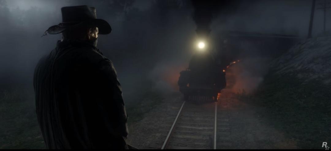 Red Dead Redempion 2 Trailer 4