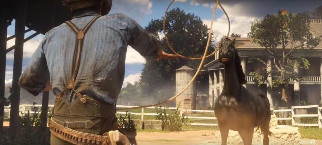 Red Dead Redempion 2 Trailer 6