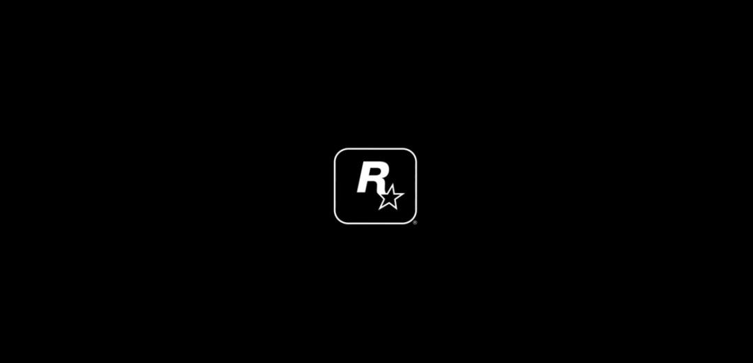 Rockstar Games Logo Screen