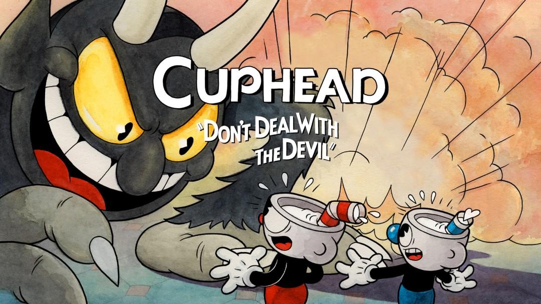 Cuphead Art