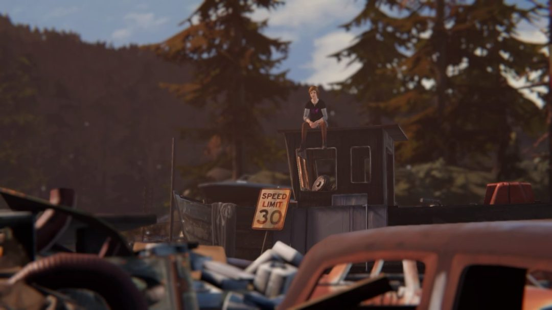 Life is Strange Before the Storm Brave New World 2