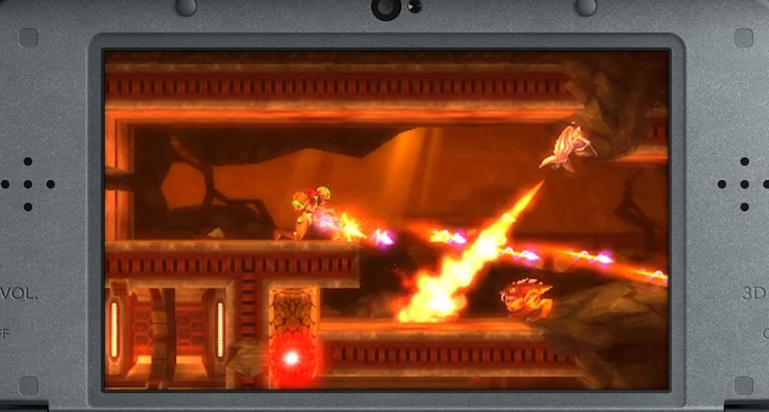 Metroid Samus Returns 1