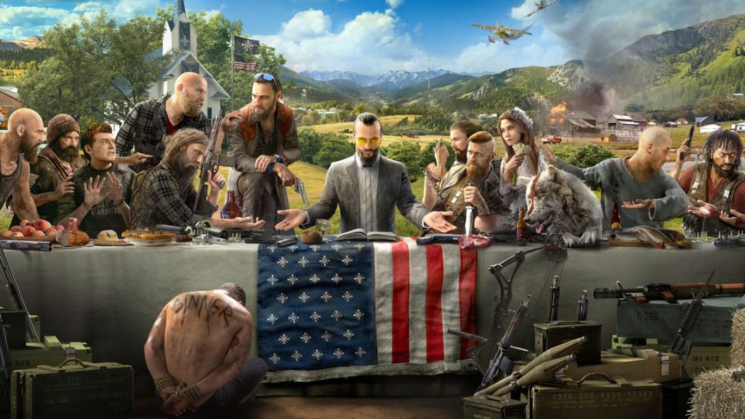 Far Cry 5 Art