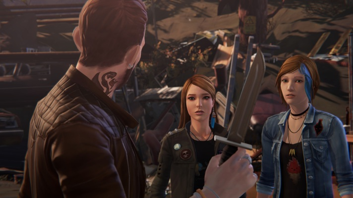 Life is Strange Befor the Storm Ep 3 Screen 2