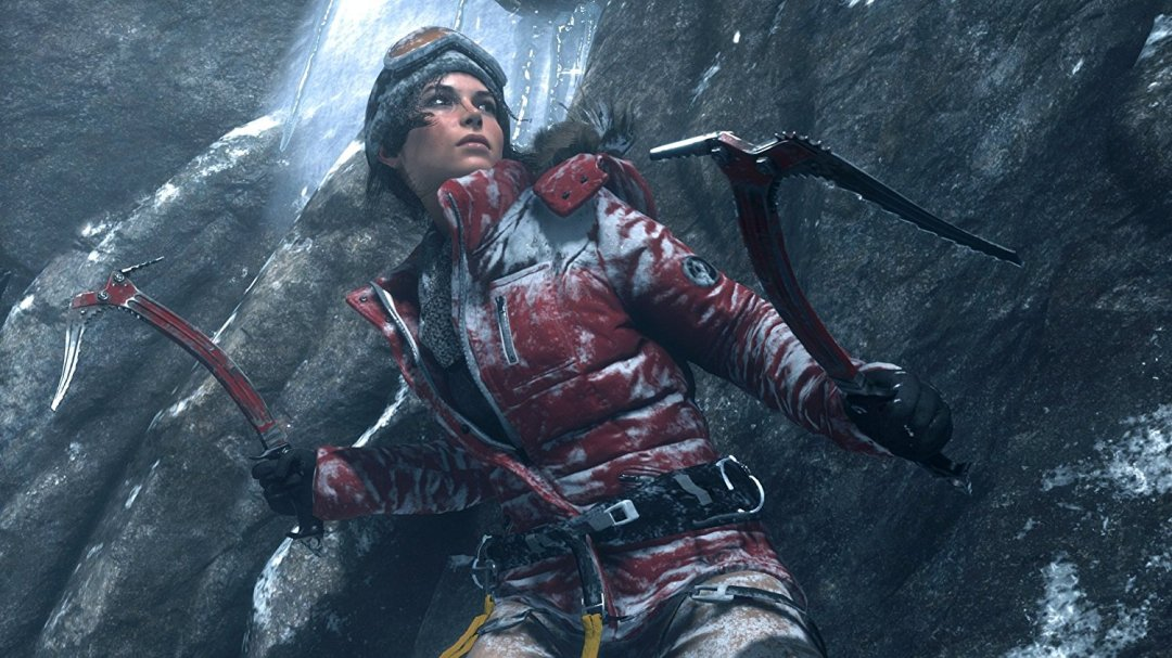Rise of the Tomb Raider Mountains