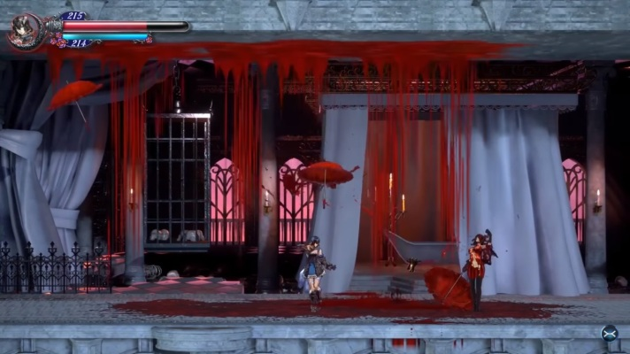 Bloodstained Ritual of the Night Screen 2