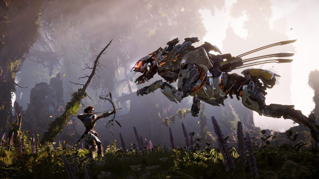 Horizon Zero Dawn Sawtooth