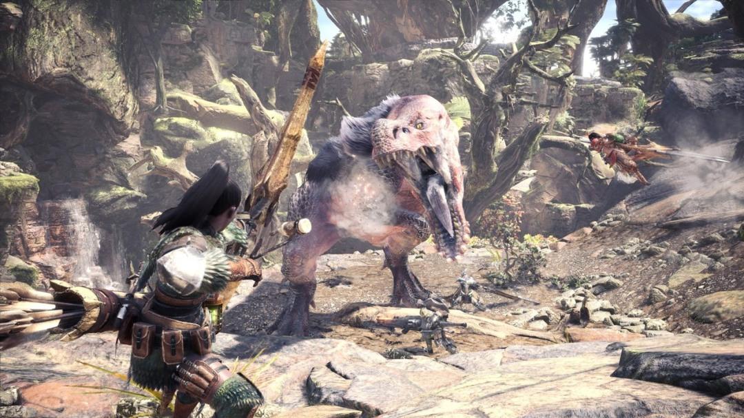 Monster Hunter World Multiplayer