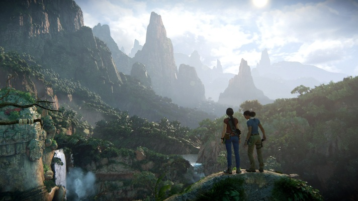 Uncharted The Lost Legacy Wideshot