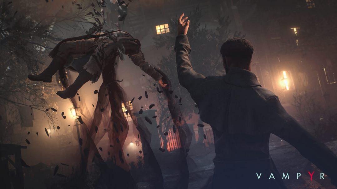 Vampyr Screen