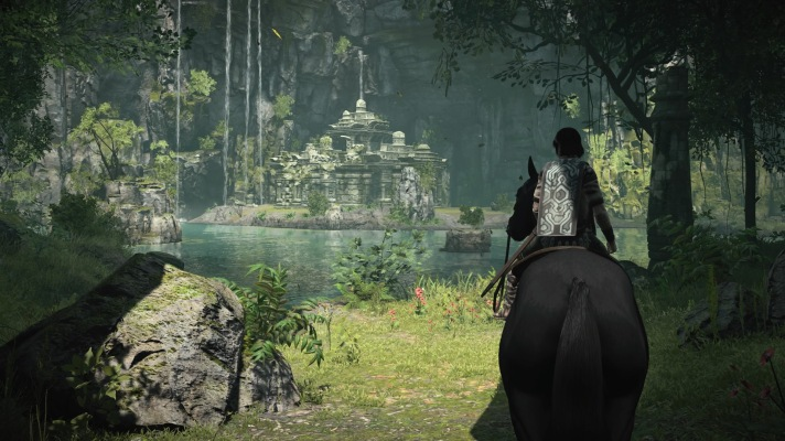 Shadow of the Colossus Spring