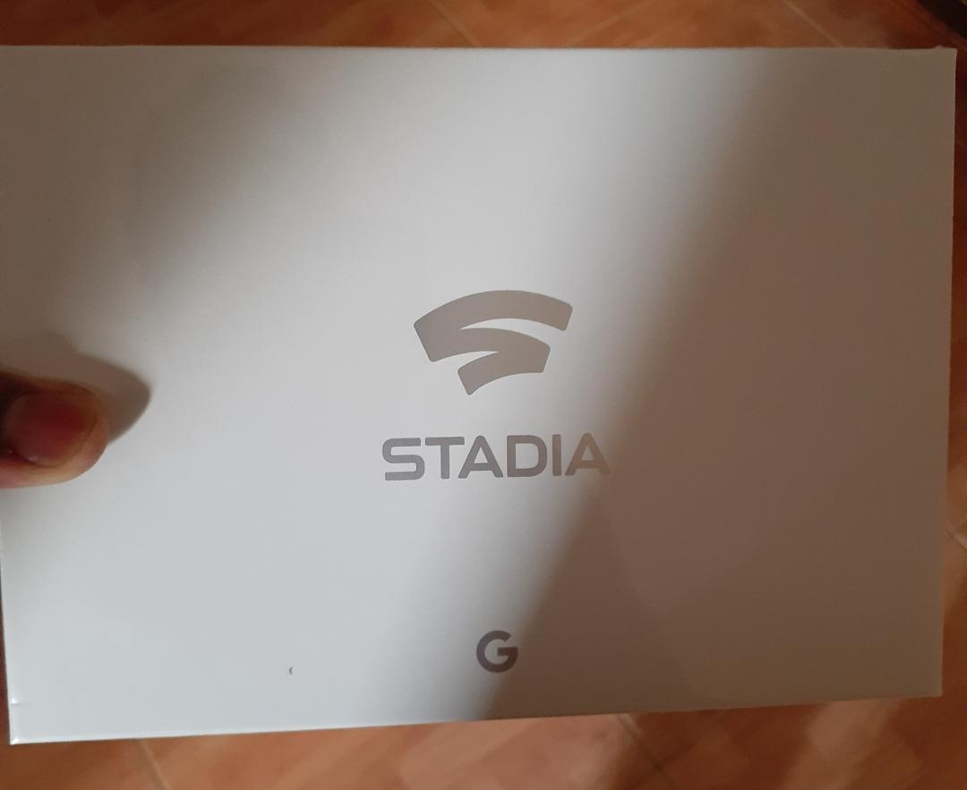 Stadia Box